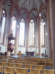 Heidelberg オルガンコンサートとお薦めホテル_e0195766_454423.jpg