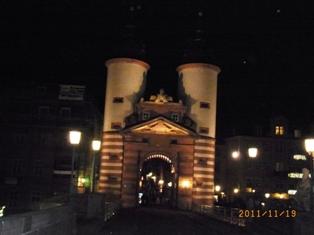 Heidelberg オルガンコンサートとお薦めホテル_e0195766_4554497.jpg