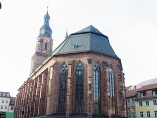 Heidelberg オルガンコンサートとお薦めホテル_e0195766_51692.jpg