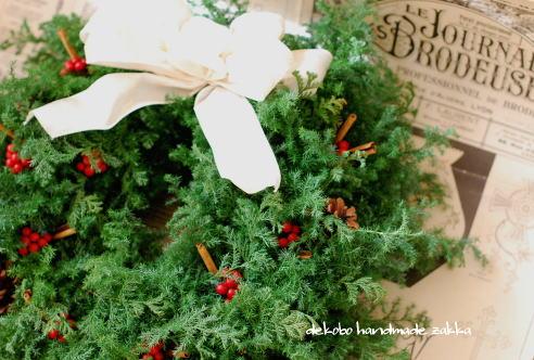 クリスマス用に。_d0091671_821372.jpg
