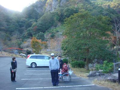 11/25紅葉狩りin笠木渓谷公園☆_a0154110_9332168.jpg
