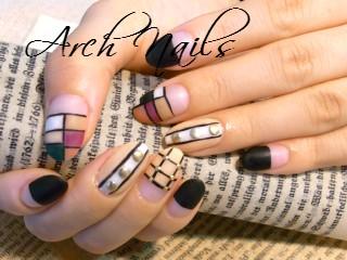Arch love nail..._a0117115_23314790.jpg