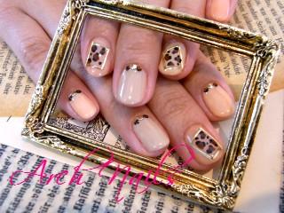 Arch love nail..._a0117115_2331943.jpg