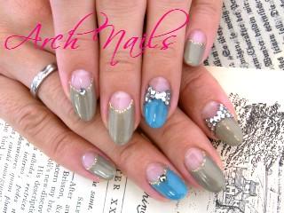 Arch love nail..._a0117115_23324483.jpg