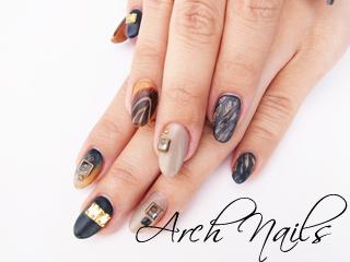Arch love nail..._a0117115_23335360.jpg