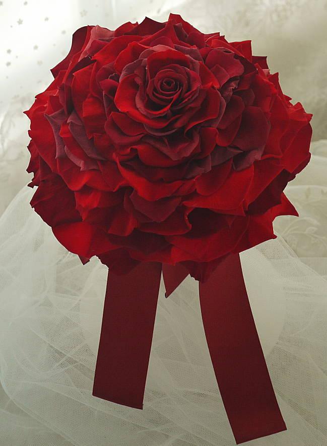 赤いドレスのアクセサリ あこがれ  おばあさまからのプレゼント_a0042928_22571475.jpg
