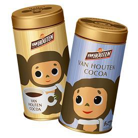 バンホーテン ピュア ココアの「チェブラーシカデザイン缶」が今年も数量限定で発売_e0025035_23592792.jpg