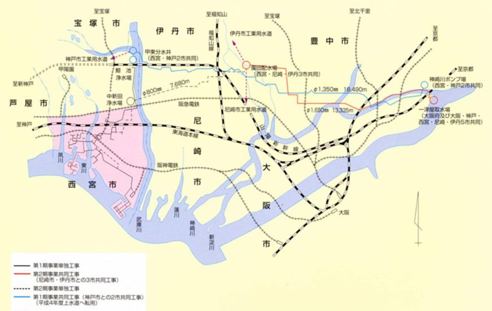 大阪ダブル選挙と3大経済圏の工業用水道(大阪維新の会、地勢)_e0223735_18434256.jpg