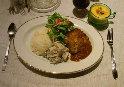 「のひのひ&道」コラボお料理 in  camiyamaemi オープニング_c0217045_10282957.jpg