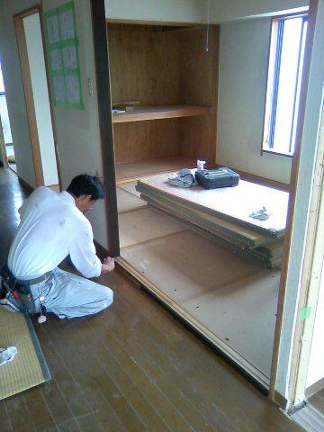 マンションのリフォーム その2(埼玉県新座市)_e0207151_17493122.jpg