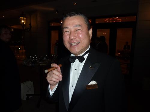 ラスイート神戸でワイン(田崎真也)と美食、高級時計の饗宴_f0039351_2364580.jpg