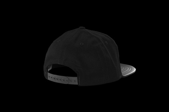 Raised by Wolves 'Blackout' Snapback Cap_a0118453_1952402.jpg
