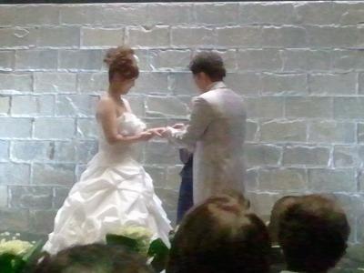 村田君 結婚式。  素晴らしい時間を過ごさせてもらいました。_a0084859_14505497.jpg
