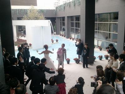 村田君 結婚式。  素晴らしい時間を過ごさせてもらいました。_a0084859_14584191.jpg