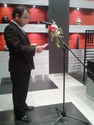村田君 結婚式。  素晴らしい時間を過ごさせてもらいました。_a0084859_1513458.jpg