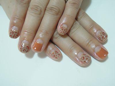 Leopard Nail_a0239065_1548229.jpg