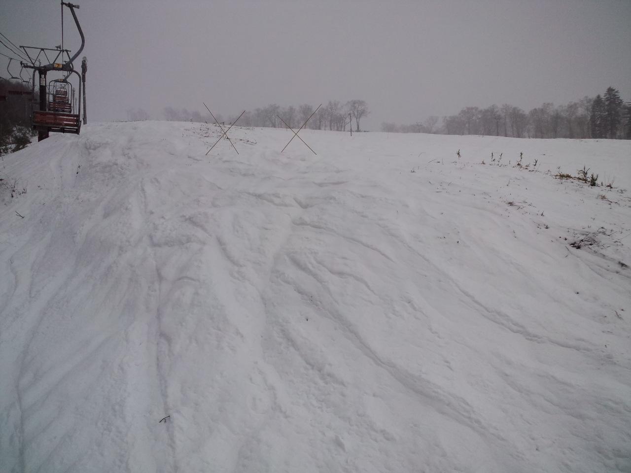 初滑り! 北海道中山峠スキー場_c0151965_15115033.jpg