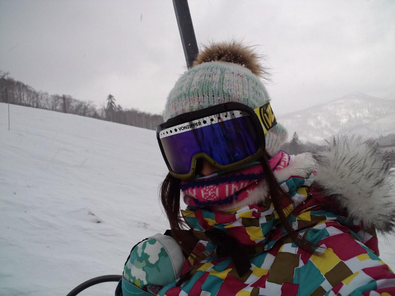 初滑り! 北海道中山峠スキー場_c0151965_151738100.jpg
