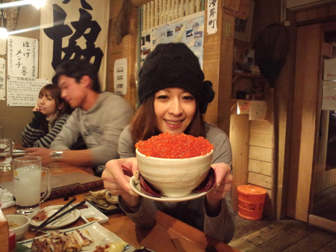 札幌2日目の夜 ☆ はちきょう_c0151965_21445845.jpg