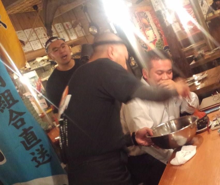 札幌2日目の夜 ☆ はちきょう_c0151965_21502193.jpg