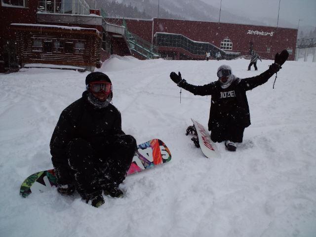 札幌3日目 ☆ 札幌国際スキー場_c0151965_2343537.jpg