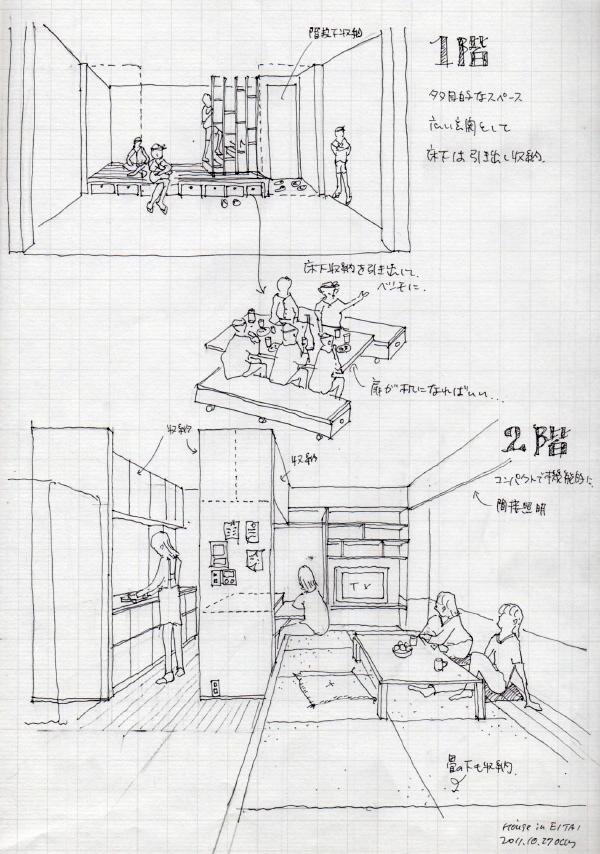 「永代の家」リフォーム計画案_f0230666_21195764.jpg