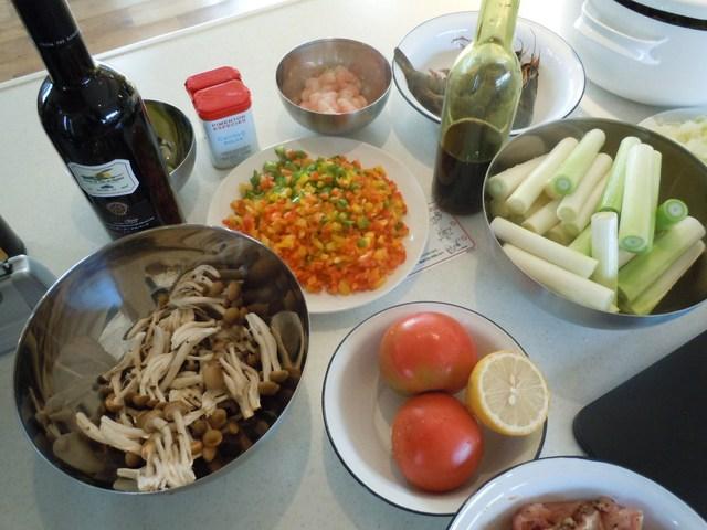 ミモザの森での料理教室_c0213220_22585936.jpg