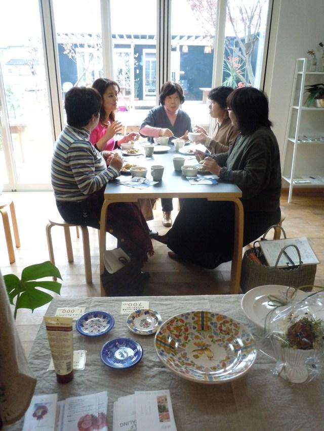ミモザの森での料理教室_c0213220_2341323.jpg