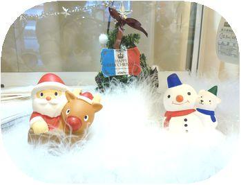 クリスマスの飾り付けをしました!! by 甲府店・塩山店_f0076925_1624447.jpg