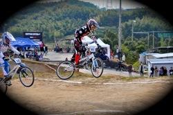 2011 NIPPON OPEN VOL18:BMX予選その2_b0065730_22435237.jpg
