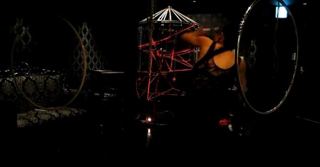 踊ってきました黒い鳥@女のシャングリラF&F_b0171831_2226316.jpg