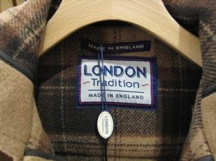 London Tradition ダッフルコートです。_c0227633_2345311.jpg