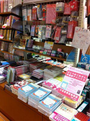 111129 三省堂書店池袋店「手帳術アドバイス」イベントでした♪_f0164842_21223754.jpg
