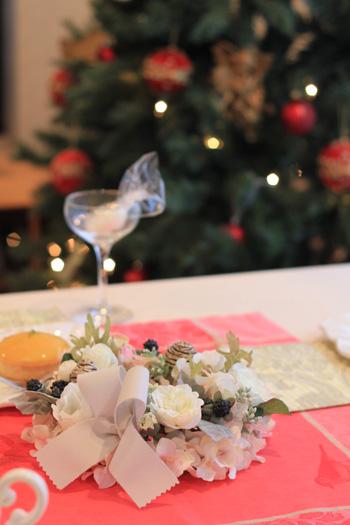 クリスマス1dayレッスン in AKO Studio_e0158653_2071295.jpg