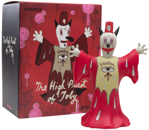 High Priest of Toby by Gary Baseman_e0118156_1382858.jpg