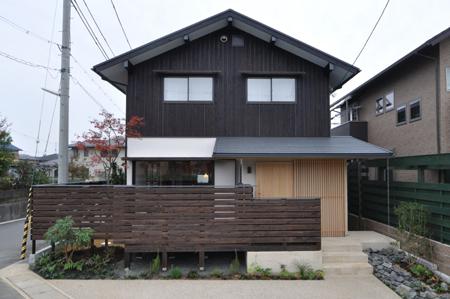 建物完成見学会 「まゆ」に包まれた和室のある家_e0164563_1337397.jpg
