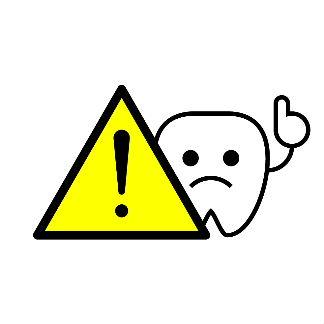 仮歯のまま放置すると・・・_b0226176_929051.jpg