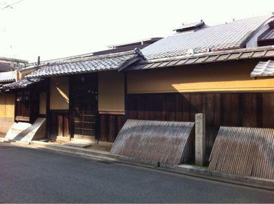 京都にて・・楽美術館_b0087077_1174717.jpg