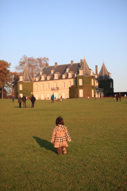 ベルギー古城めぐり・・・リベンジ_c0187779_646933.jpg