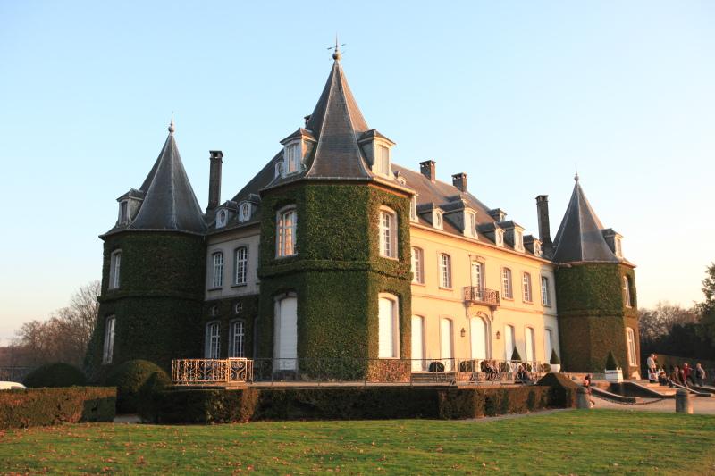 ベルギー古城めぐり・・・リベンジ_c0187779_6522525.jpg