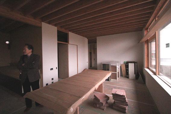 バイオクライマティック建築シンポ・札幌・恵庭15:小室さん設計の和光コート_e0054299_1726496.jpg