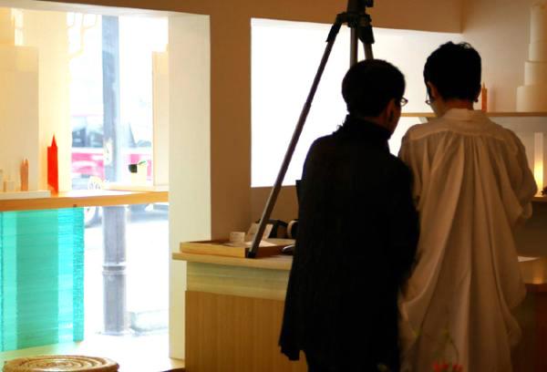 昨日、坂本理恵は坂本これくしょん店内で写真撮影でした(^^_c0145608_10492170.jpg