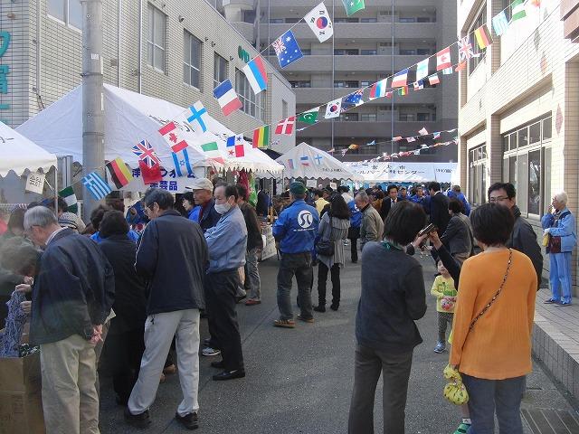 2つのイベントを通じて考えるセカンドライフ 「シルバー人材センターフェスティバル」と「町内文化祭」_f0141310_7543419.jpg