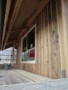 外壁の工事。_b0131012_19244863.jpg