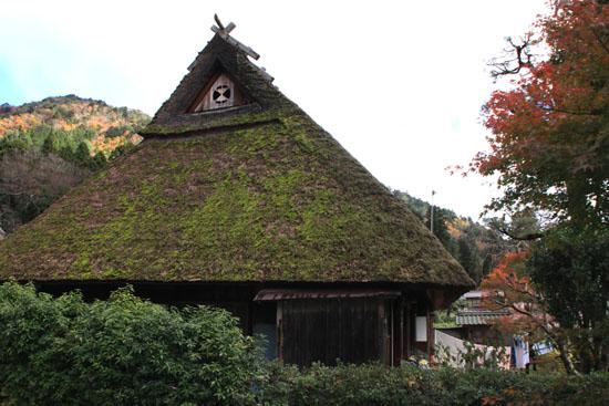 美山町 かやぶきの里 秋色_e0048413_18485846.jpg