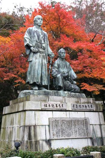八坂神社から円山公園・長楽寺 紅葉を求めて_e0048413_22221086.jpg