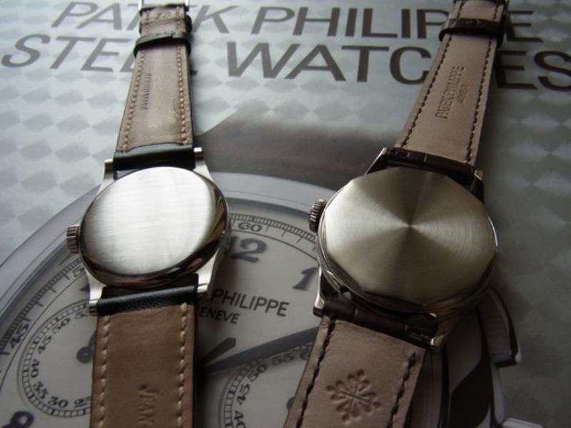 Caseback of Steel Watches._c0128818_10262768.jpg
