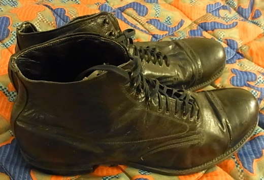 アメリカ仕入れ情報#2 40'S カンガルーレザー ブーツ!_c0144020_22165046.jpg