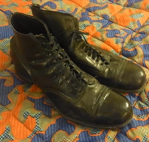 アメリカ仕入れ情報#2 40'S カンガルーレザー ブーツ!_c0144020_22165228.jpg