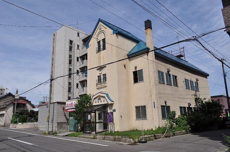 小樽の花園会館_c0112559_1465273.jpg